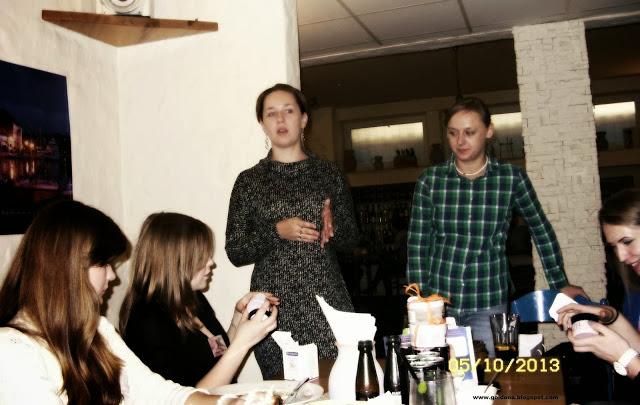Październikowe spotkanie blogerek – część druga