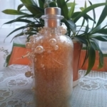 Luksusowa sól do kąpieli