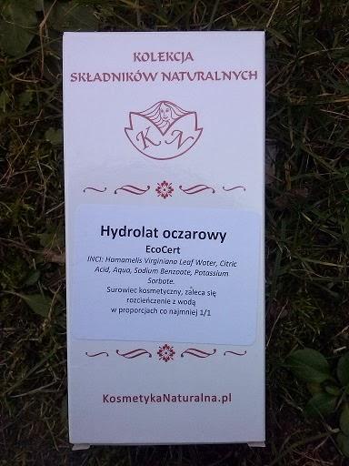 Hydrolat Oczarowy