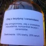 Lecytyna + ceramidy