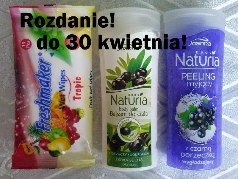http://www.kosmetykiani.pl/2015/04/rozdanie.html