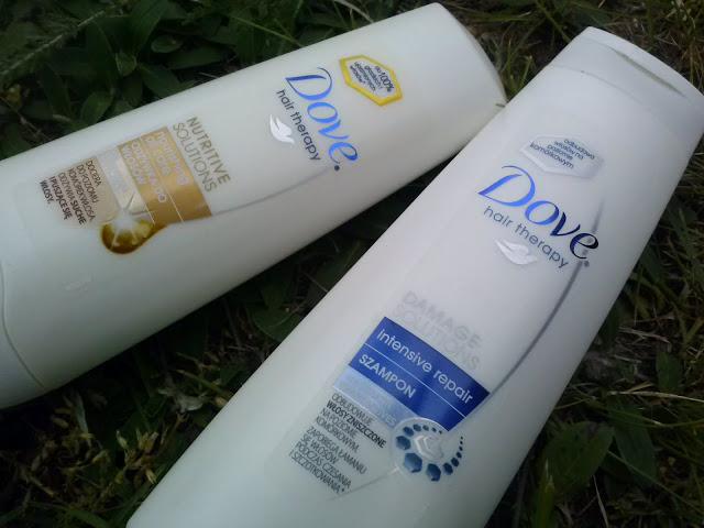 Dove – szampon i odżywka