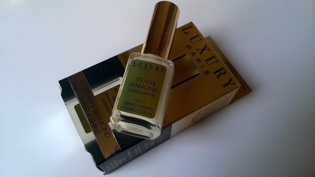 odżywka do paznokci Luxury Paris