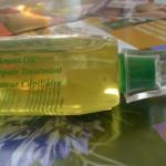 Trzy produkty z olejkiem arganowym w składzie