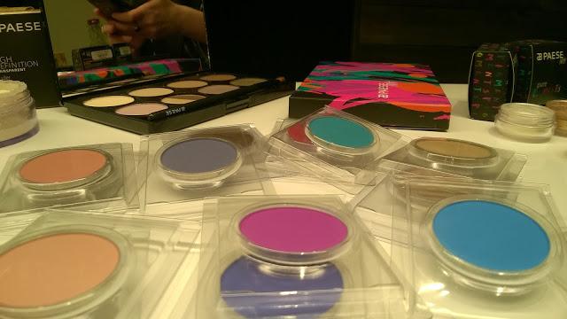 Paese – trendy w makijażu na wiosnę!