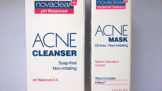 Co na trądzik? Nova Clear Acne