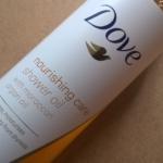 Kosmetyki Dove z olejkiem arganowym