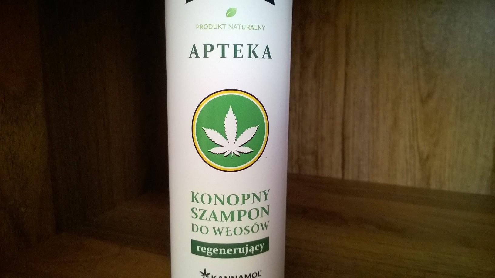 szampon konopny