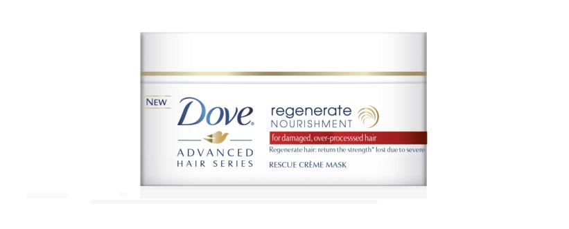 Maska Dove Regenerate Nourishment – Wasze opinie!