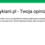 Kosmetykiani.pl – Twoja opinia!