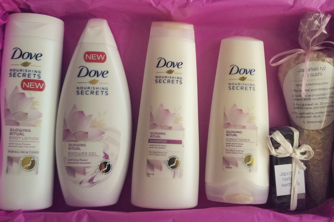 Dove Glowing Ritual