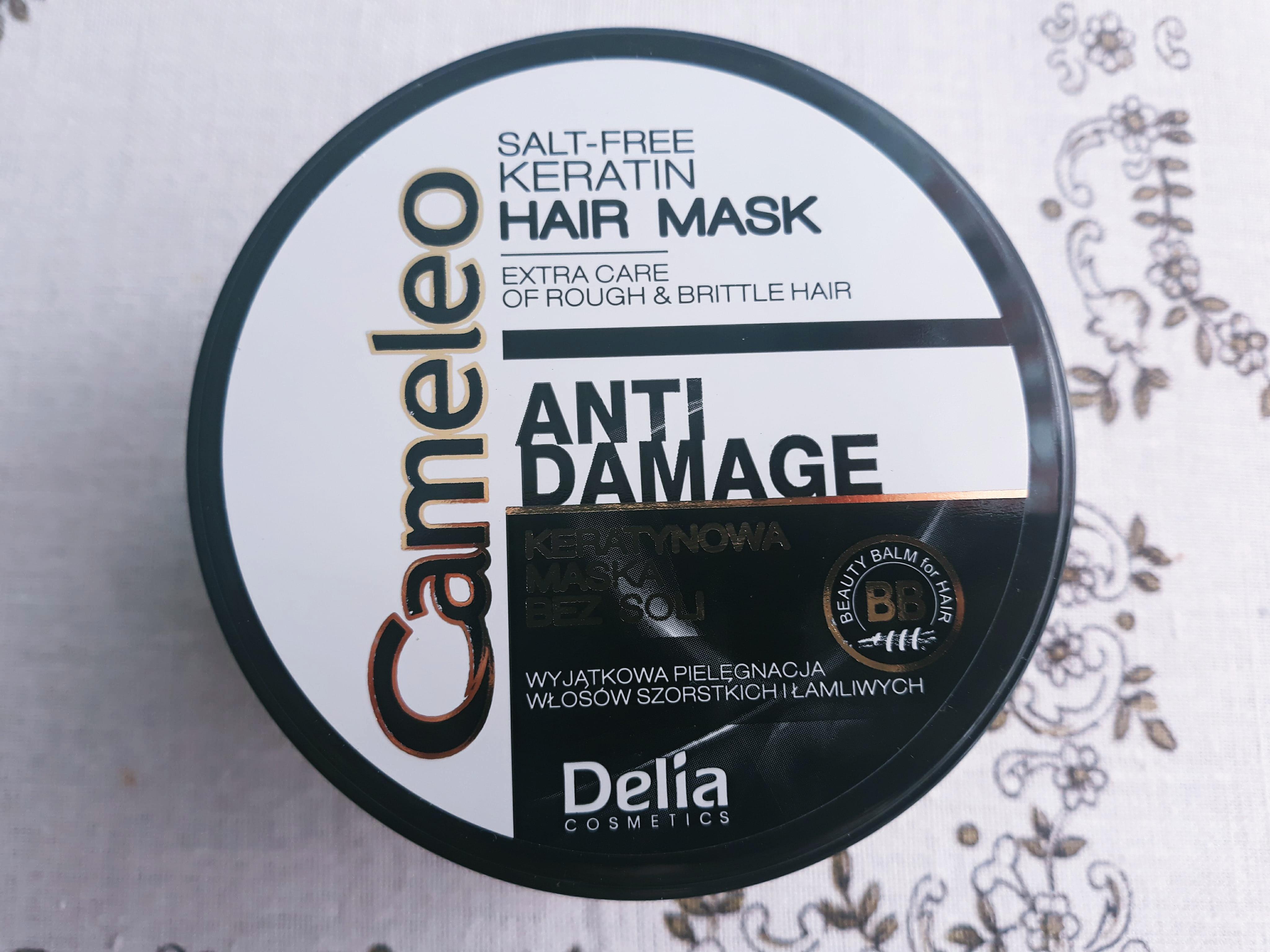 kosmetyki Delia do włosów