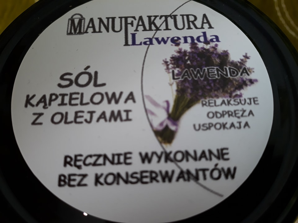 Naturalna pielęgnacja - Manufaktura Lawenda