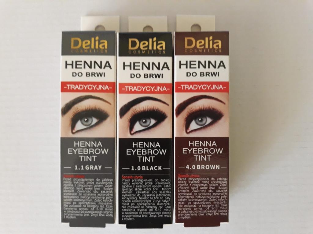 Jak podkreślić brwi? Kosmetyki do brwi Delia