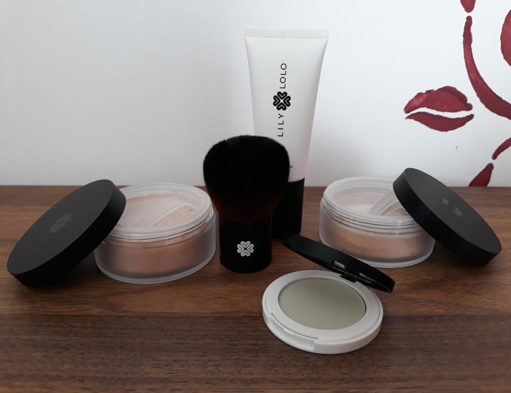 Kosmetyki mineralne Lily Lolo - jak sobie z nimi radzić?