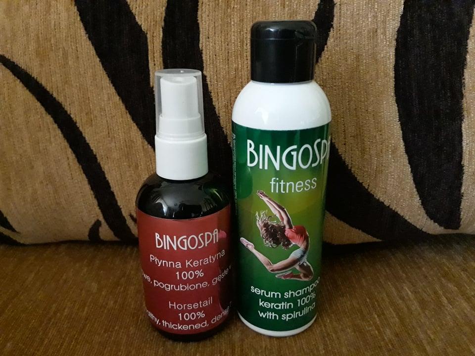 BingoSpa - keratyna do włosów