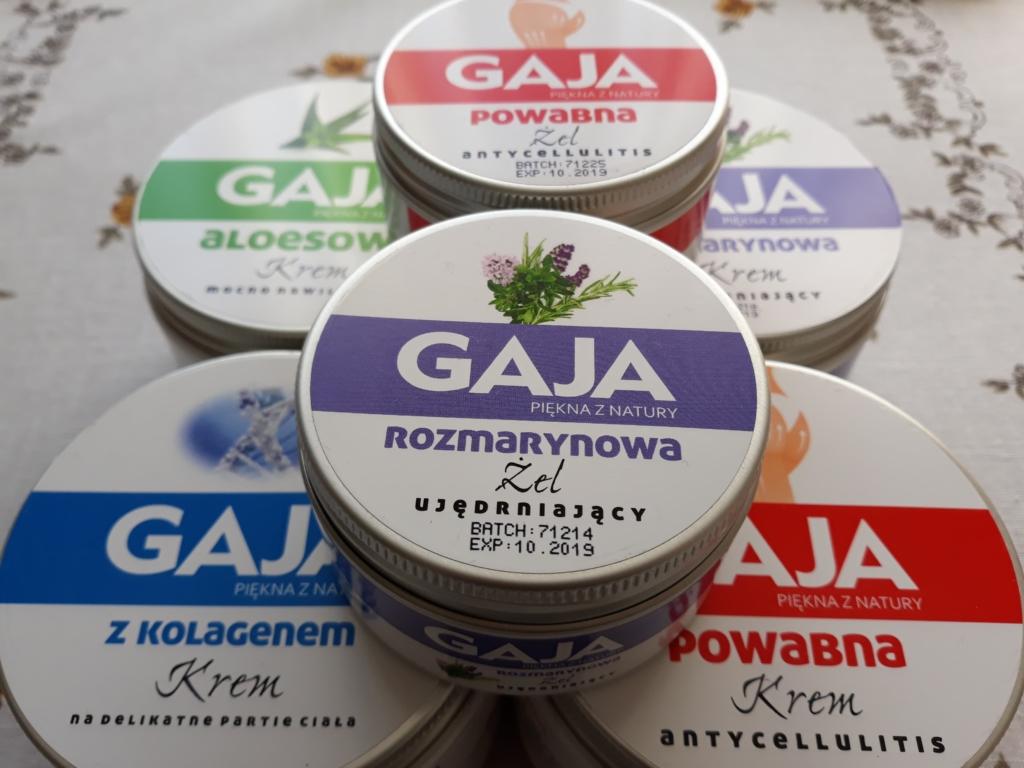 kosmetyki naturalne - kremy Gaja1