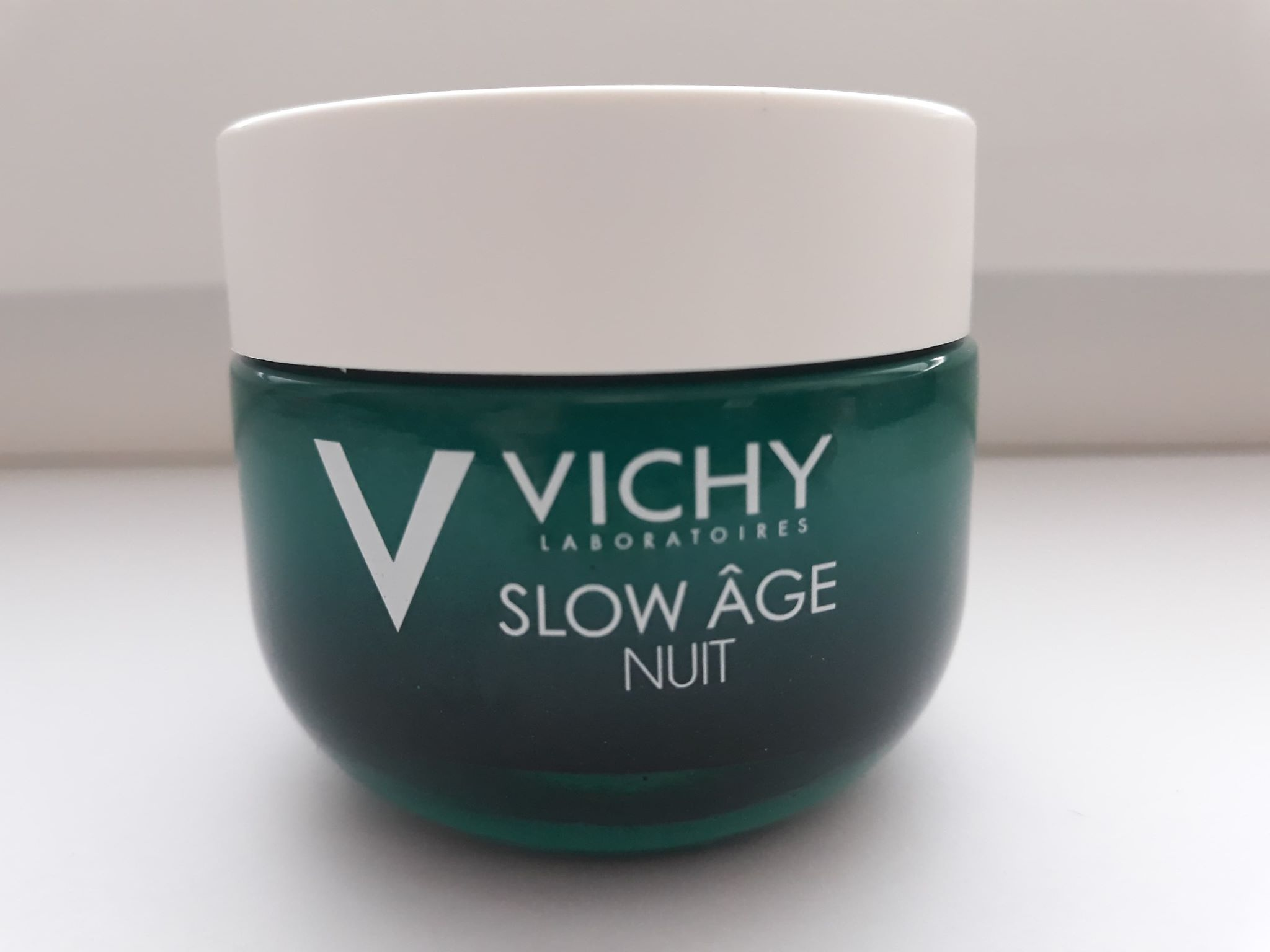 krem Vichy Slow Age Nuit ANTI-POLLUTION