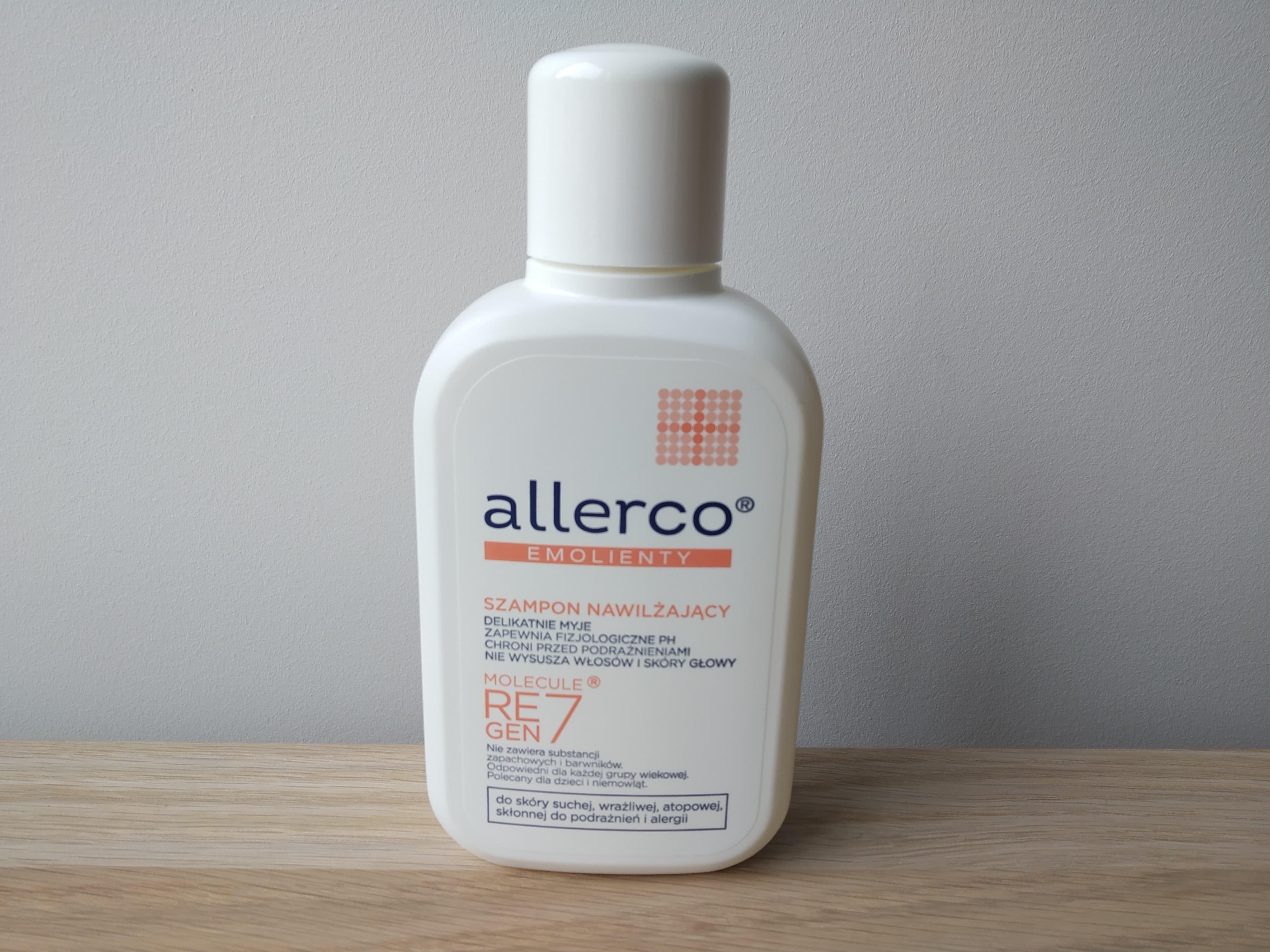 emolienty Allerco - skóra sucha, wrażliwa, atopowa
