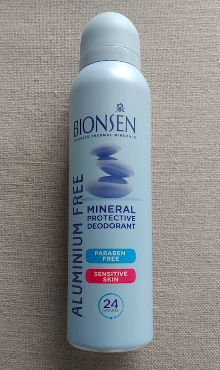 Dezodorant bez aluminium Biosen