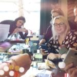 Spotkanie Blogerek w Rybniku! Zobacz jak spędzają czas #blogerkipogodzinach – fotorelacja w świątecznym wydaniu.