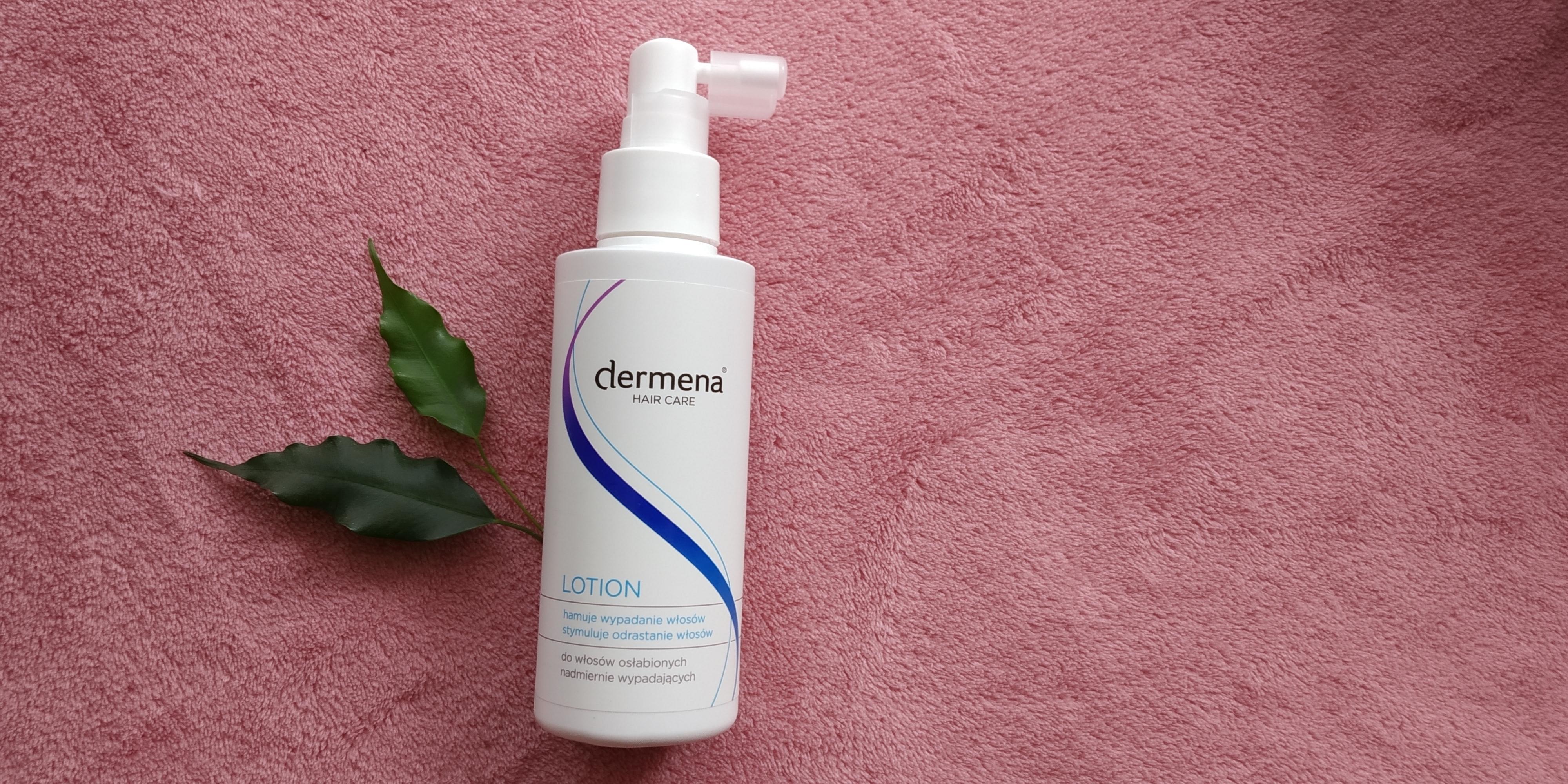 Poznaj kosmetyki Dermena Hair Care!
