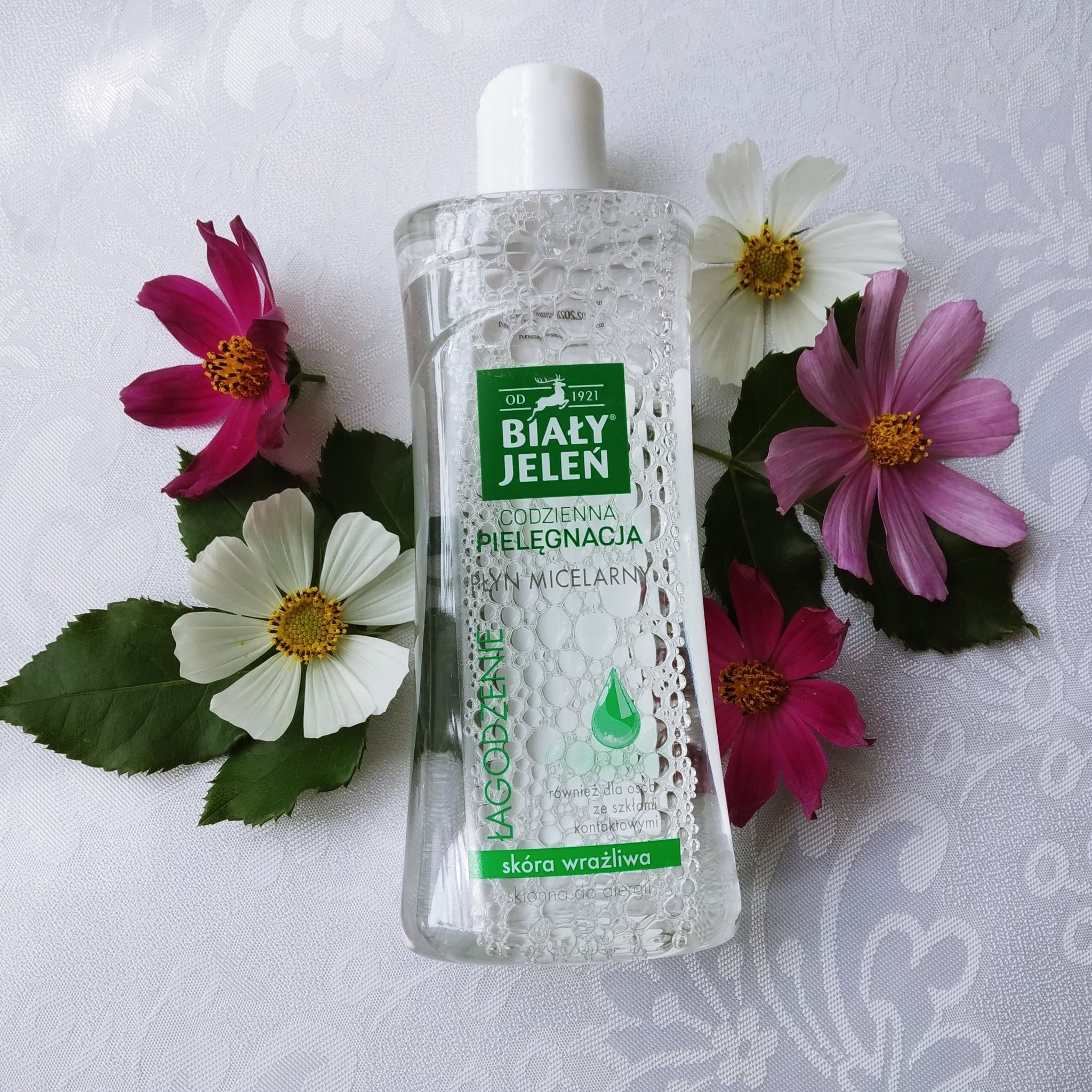 TOP Kosmetyki Biały Jeleń – pielęgnacja cery wrażliwej